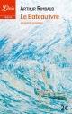 Couverture : Bateau ivre et autres poèmes (Le) Arthur Rimbaud