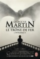 Couverture : Trône de fer : l'intégrale T.5: Une danse avec les dragons George R.r. Martin