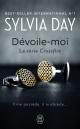 Couverture : Crossfire T.1 : Dévoile-moi Sylvia Day