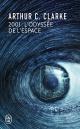 Couverture : 2001 l'Odyssée de l'Espace Aathur C. Clarke