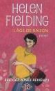 Couverture : Age de Raison (L') Helen Fielding