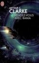 Couverture : Rendez-vous avec Rama  Arthur C. Clarke