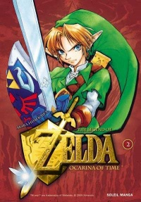 Vignette du livre The Legend of Zelda T.3 : Ocarina of Time T.2