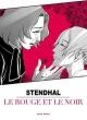 Couverture : Le rouge et le noir  Stendhal
