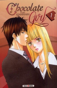 Vignette du livre Chocolate Girl T.1