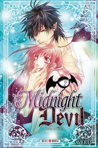 Vignette du livre Midnight Devil T.2
