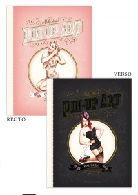 Vignette du livre Maly Siri's pin-up art: good girls, bad girls