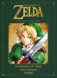 Vignette du livre The Legend of Zelda : Ocarina of Time : l'intégrale T.2-3
