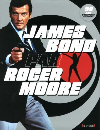 James Bond par Roger Moore