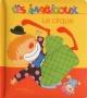 Couverture : Cirque (Le) Claire Le Grand, Fani Marceau