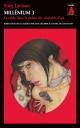 Couverture : Millénium T.3 : La reine dans le palais des courants d'air Stieg Larsson