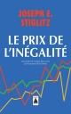 Couverture : Prix de l'inégalité (Le) Joseph Eugène Stiglitz