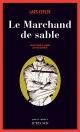 Couverture : Le marchand de sable Lars Kepler