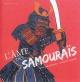 Couverture : Âme des samouraïs:à la découverte des guerriers de l'ancien Japon Christophe Merlin, Géraldine Maincent
