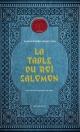 Couverture : Corps royal des quêteurs T.1 : La table du roi Salomon Luis Montero Manglano