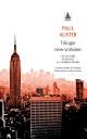 Couverture : Trilogie new-yorkaise Paul Auster, Jean Frémon