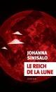 Couverture : Le Reich de la lune Johanna Sinisalo