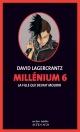 Couverture : Millénium T.6 : La fille qui devait mourir David Lagercrantz