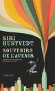 Couverture : Souvenirs de l'avenir Siri Hustvedt