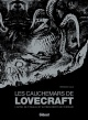 Couverture : Cauchemars de Lovecraft (Les) Howard Phillips Lovecraft, Horacio Lalia