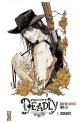 Couverture : Pretty Deadly T.1: L'écorcheuse Kelly Sue Deconnick, Emma Rios
