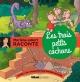 Couverture : Les trois petits cochons Marlène Jobert