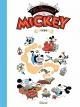 Couverture : La jeunesse de Mickey  Tébo