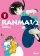 Couverture : Ranma 1-2 : édition originale T.1 Rumiko Takahashi