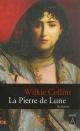 Couverture : La Pierre de Lune Wilkie Collins, Isabelle Viéville-degeorges