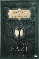 Couverture : Le jardin des silences Mélanie Fazi