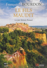 Vignette du livre Le fils maudit  CD mp3  (10h00)