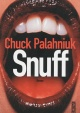 Couverture : Snuff Chuck Palahniuk