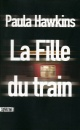 Couverture : La fille du train Paula Hawkins