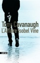Couverture : L'affaire Isobel Vine Tony Cavanaugh