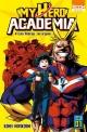 Couverture : My Hero Academia T.1 : Izuku Midoriya : les origines Kohei Horikoshi