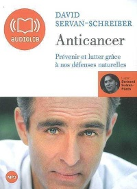 Vignette du livre Anticancer  CD