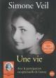 Couverture : Une vie  1 CD mp3  (8h00) Simone Veil
