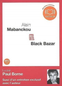 Vignette du livre Black Bazar  1 CD mp3 (6h10)