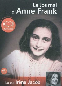 Vignette du livre Journal d'Anne Frank (Le) 2 CD mp3 (12h00)