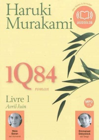 Vignette du livre 1Q84 T.1: Avril-juin   2 CD mp3 (16h47)