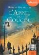 Couverture : Appel du coucou (L') 2 CD mp3  (18h23) Robert Galbraith