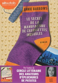 Vignette du livre Le secret de la manufacture de chaussettes... 2 CD mp3 (18h26)