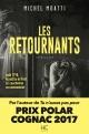 Couverture : Les retournants Michel Moatti