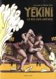 Couverture : Yékini, le roi des arènes Clément Xavier, Lisa Lugrin