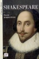 Couverture : Shakespeare Derek Johnston