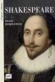Couverture : Shakespeare Derek Johnston