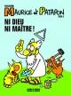 Couverture : Maurice et Patapon T.5: Ni dieu ni maître !  Charb