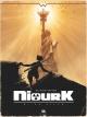 Couverture : Niourk T.2 : La ville Stefan Wul, Olivier Vatine