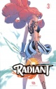 Couverture : Radiant T.3 Tony Valente