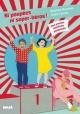Couverture : Ni poupées, ni super-héros: mon premier manifeste anti-sexiste Claire Cantais, Delphine Beauvois